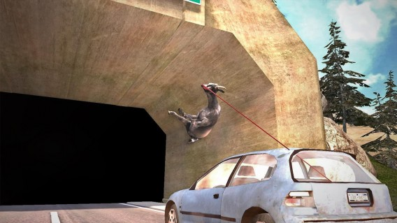 Goat Simulator Mobile
