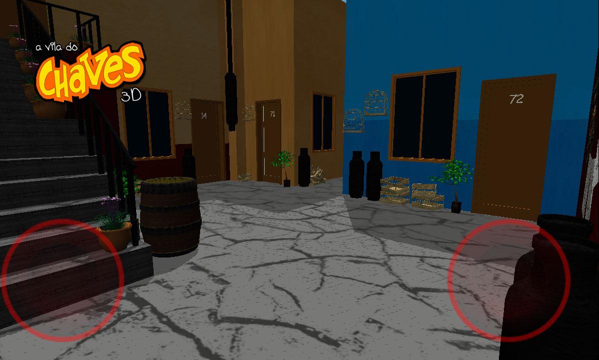Vila do Chaves 3D
