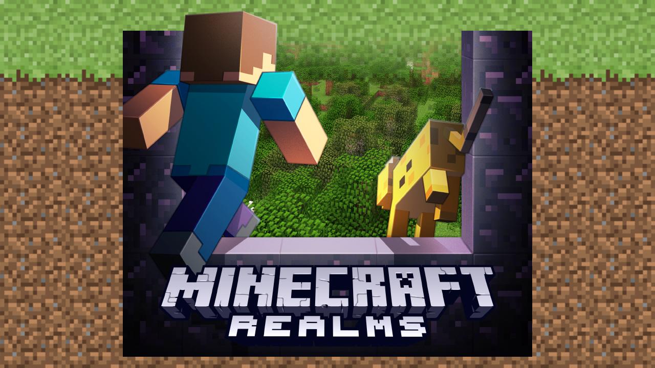 [Vídeo] Conheça as novidades e novos mapas do Minecraft Realms