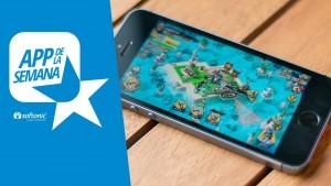 Nosso app da semana: um Clash of Clans com piratas em Plunder Pirates