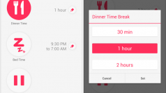 4 aplicativos para diminuir o uso frenético do celular