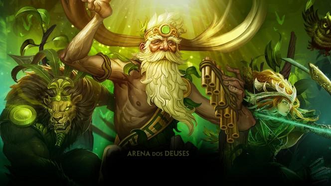 Smite: O duelo entre deuses da mitologia que vale dinheiro