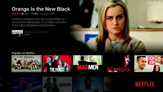 Conteúdo do Netflix