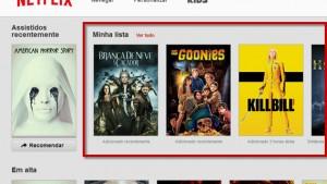 Como marcar vídeos para assistir mais tarde na Netflix