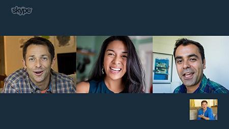 Skype compartilha tela entre amigos