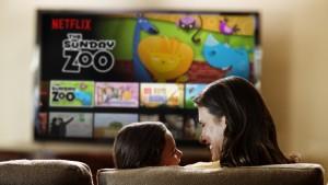Como habilitar legendas na Netflix