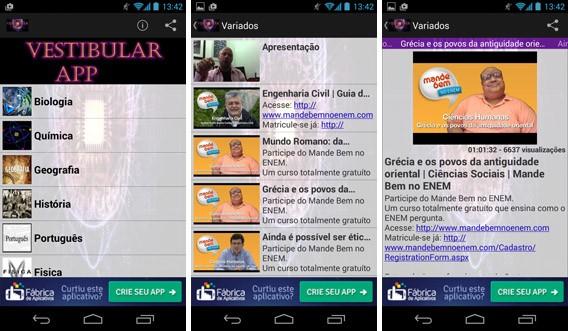 VestibularApp