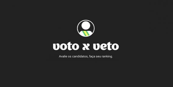 Voto x Veto - Eleições 2014