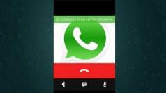 Próxima versão do WhatsApp fará ligações e gravação das chamadas