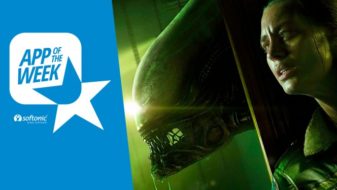 Alien Isolation APP OF THE WEEK 48 Softonic