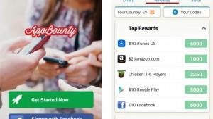Ganhando dinheiro com apps: minha experiência com o AppBounty