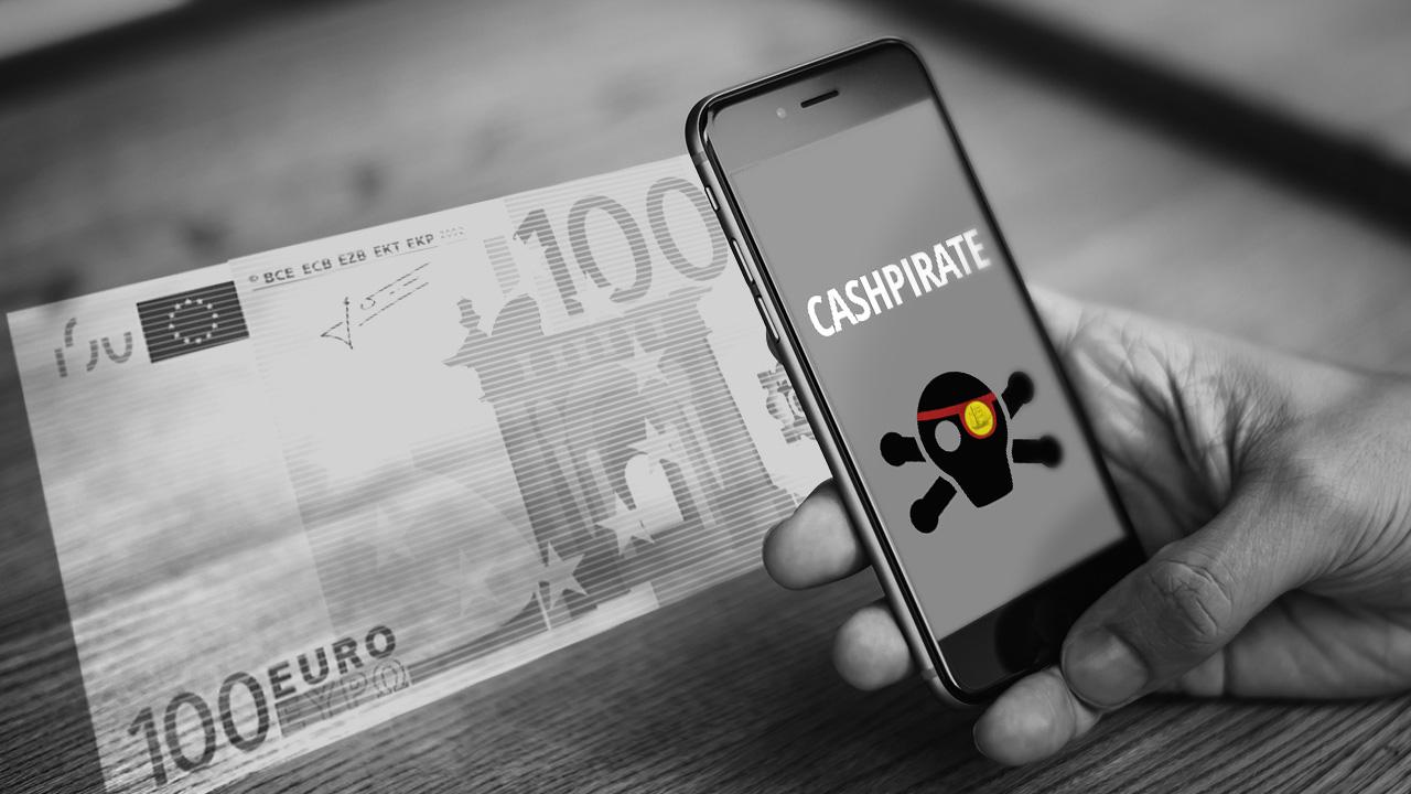 Ganhando dinheiro com apps: minha experiência com o CashPirate