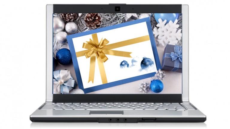 Como enviar cartões virtuais de Natal e de Ano Novo