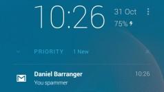 Adicione as notificações do Lollipop em seu Android atual