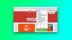 Mozilla revela novo sistema de buscas do Firefox