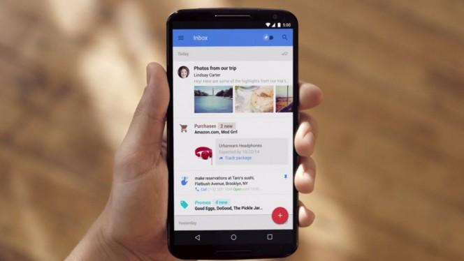 Inbox-header