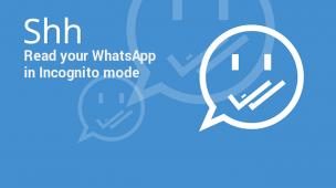 Como bloquear o novo tique duplo azul do WhatsApp no Android