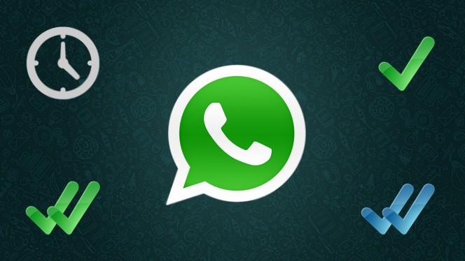 WhatsApp: o significado do tique duplo azul e de outros símbolos