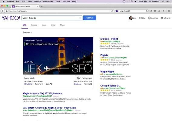 Firefox muda buscador padrão para Yahoo nos Estados Unidos