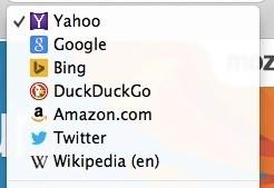 Mozilla troca Google pelo Yahoo como buscador padrão do Firefox