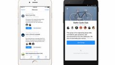 Facebook cria app específico para usar os grupos da rede social