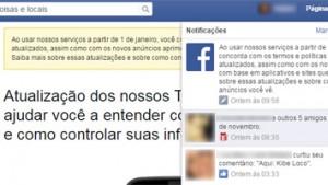 Facebook muda termos de uso e dá mais controle do feed aos usuários