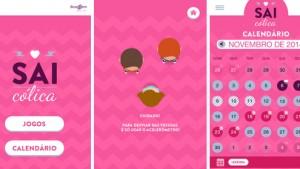 App do Dia: Sai Cólica, e não volte nunca mais (até o mês que vem)