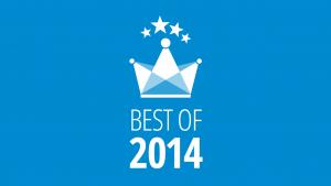 Os melhores apps de 2014