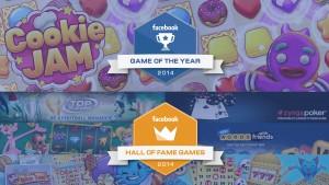 Facebook lista os 10 melhores jogos da rede social… sem Candy Crush