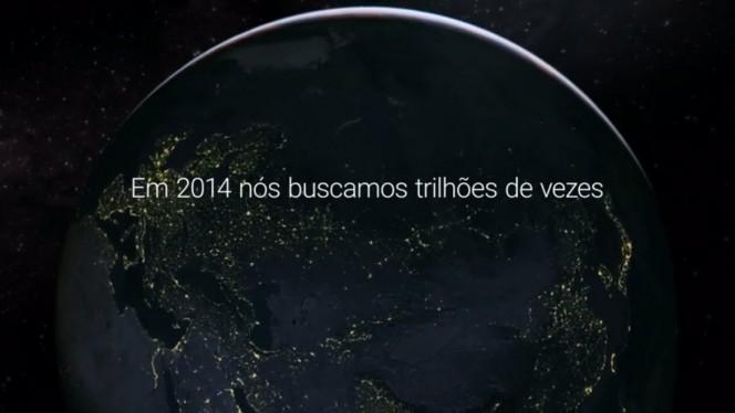Google Pesquisas do Ano 2014