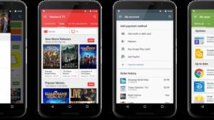 Google Play Store se rende ao Material Design e traz mais novidades