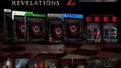 Resident Evil Revelations 2 chega em fevereiro de 2015… por partes