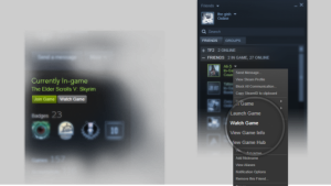 Valve introduz streaming de games no Steam