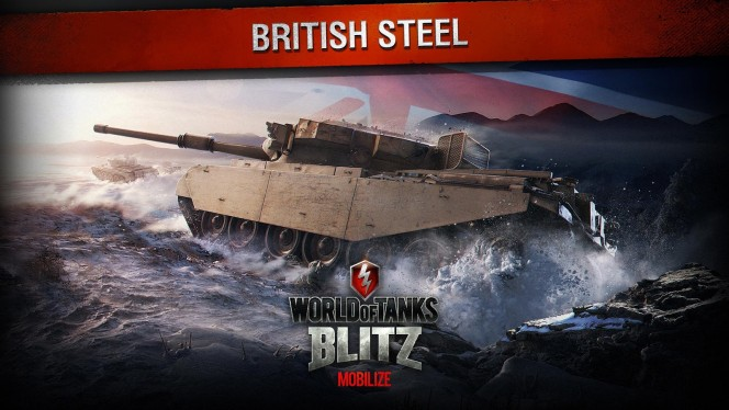 World of Tanks Blitz para Android