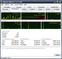 System Explorer