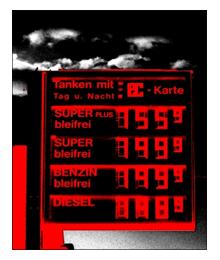 Preisspirale an Tankstellen