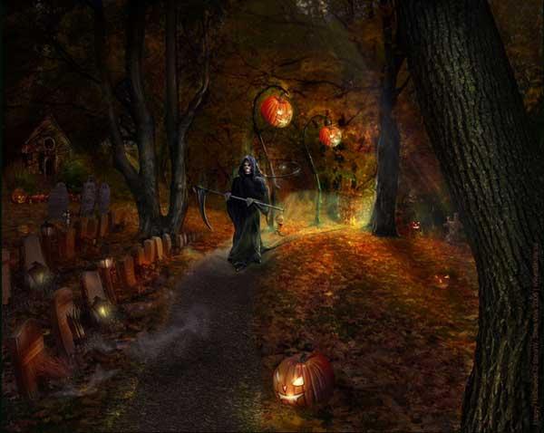 Hallo Halloween! Grusel-Deko für PC und Mac