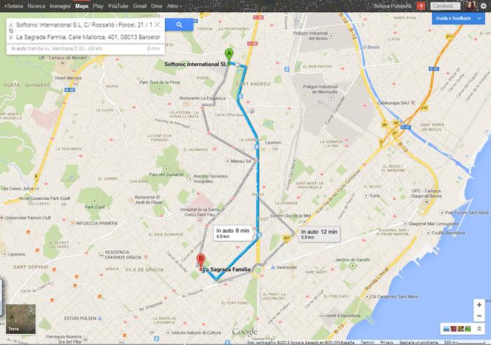 Entfernungsmesser Maps : Entfernungen in google maps exakt messen