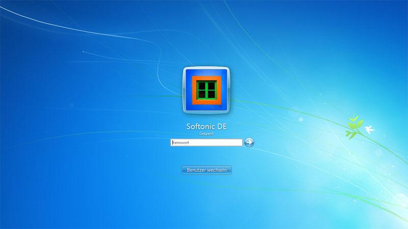 windows 7 den pc mit einem passwort sichern. Black Bedroom Furniture Sets. Home Design Ideas