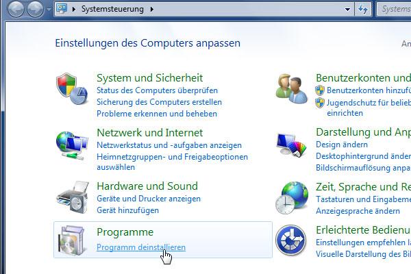 Internet Explorer 9 Deinstallieren