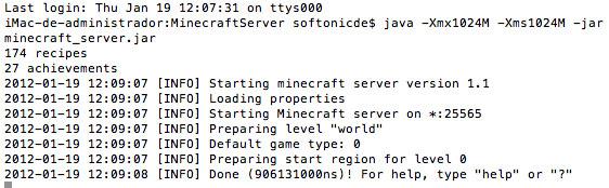 Minecraft Server Für Windows Und Mac Einrichten - Minecraft server erstellen fur mac