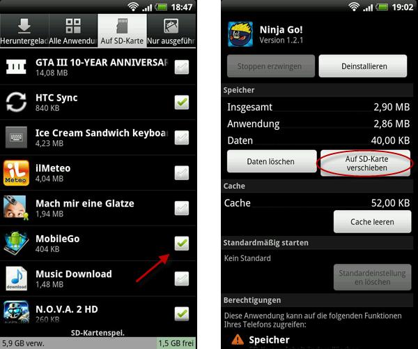 Apps Auf Sd Karte Verschieben Android.Apps Auf Sd Karte Verschieben So Geht Es Unter Android 6 Und 7