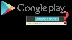 Installation von Android-Apps: Vorsicht bei Berechtigungen