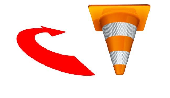 VLC media player: Videos um 90 Grad drehen