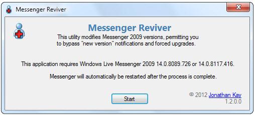 how to uninstall windows live messenger windows 8