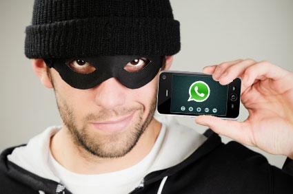 Schnüffeln in WhatsApp?