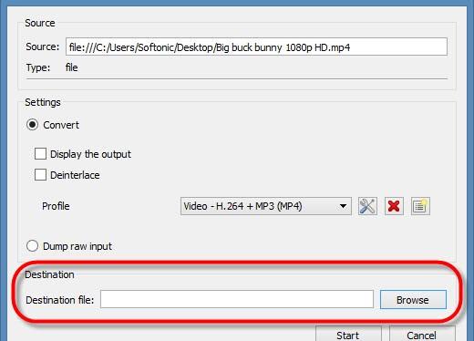 vlc media player convert video files 13