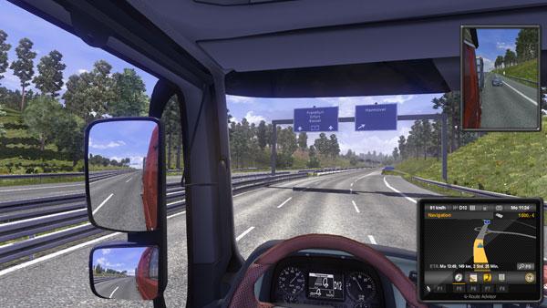 Euro Truck Simulator 2 - Autobahn