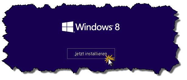 Upgrade Windows 8