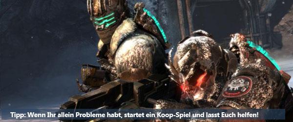 Dead Space 3: Koop
